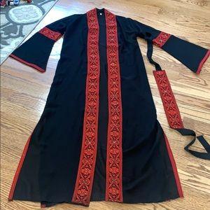 Abaya good condition size 2